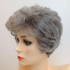 Natural Image Spring Platinum Grey Ladies Wig