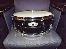 Pearl Custom Alloy SensiTone Steel Black Snare NM189