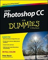 Photoshop CC For Dummies by Bauer, Peter , Paperback
