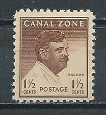 CANAL ZONE , US , 1946/49 , 15c STAMP , PERF , MNH