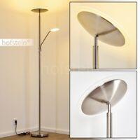 Lampadaire à vasque Lampe sur pied LED Éclairage de bureau Lampe de salon 173919