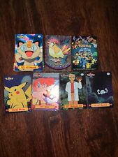 New listing Lot Of 23 Pokemon Tv Animation Edition Cards 1999. Regualr And Foil