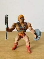 Vintage Mattel 1981 MOTU Masters of the Universe He-Man Action Figure