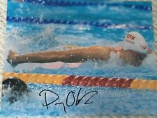 PENNY OLEKSIAK SIGNED AUTOGRAPHED 2016 OLYMPICS SWIMMING  11x14  PHOTO PROOF #3