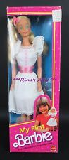 MY FIRST BARBIE Doll 1875 ~ Mattel 1984 Easy To Dress