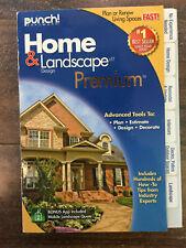 Punch Home and Landscape Premium V 17