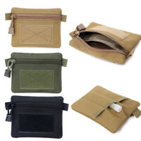 Outdoor Sports Small Molle Belt Pouch Tactical Utility Bag Molle Gadget Gear US