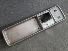 MERCEDES Benz w109 w108 console centrale copertura marrone