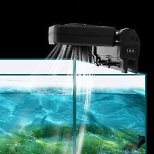 Aquarium Marine Tropic Chiller Mini Cooling Fan Adjustable Fish Tank + Adapter