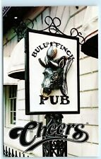 *Cheers Bull & Finch Pub Beacon Hill 84 Beacon Street Boston Massachusetts B41