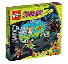 LEGO Scooby-Doo 75902 Mystery Machine Van NEW & Factory Sealed w Figures
