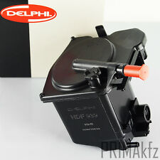 DELPHI HDF939 Kraftstofffilter Citroen Peugeot 1.6 HDi Ford 1.6 2.0 TDCi