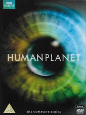 HUMAN PLANET - Complete Series - BBC Earth DVD Box Set - Humans & Natural World