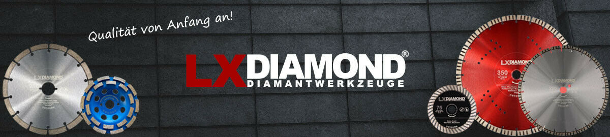 LXDIAMOND Diamantwerkzeuge