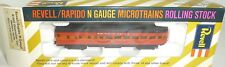 Southern Pacific Observation car Revell Rapido Micro Trains N-2652