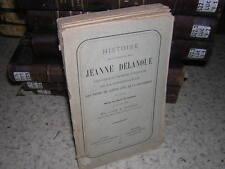 1882.Jeanne Delanoue / Voleau.Sainte Anne de de la Providence à Saumur.