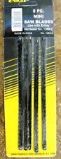 Enkay Mini Saw Blades #1369-C 5 pcs Set NEW