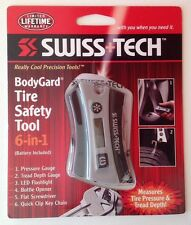 Swiss+Tech BodyGard Tire Safety Tool 6-in-1