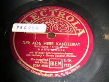 6/3L Hans Moser - Der alte Herr Kanzleirat - A bissel Grinzing,a bissel Sieverin