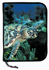Log Book Binder Scuba Diving Turtle (Log Pages FREE) LB0841