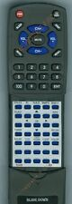 Replacement Remote for RCA RLC4033, RLC4033