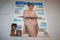APRIL 1991  REDBOOK magazine SHARON GLESS