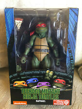 NECA TMNT NINJA TURTLES GAMESTOP EXCLUSIVE RAPHAEL 1990 MOVIE GENUINE FIGURE NEW