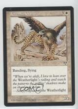 1996 Magic: The Gathering - Mirage Booster Pack Base #NoN Teremko Griffin 0a1