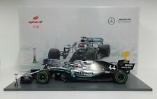 Spark 1/18 Model Die Cast Car Formula 1 Mercedes AMG W10 Hamilton China 2019