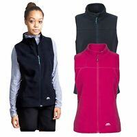 Trespass Womens Fleece Jacket with Zip Female Walking Casual Hiking Pria