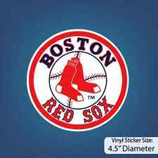 Boston / Red Sox / Boston Red Sox / Version A / Decal / Sticker
