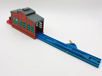 Shed Brake Track Buffer Thomas & Friends Trackmaster Train Engine Tidmouth TOMY