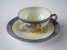 c.1935 Princess Elizabeth and Princess Margaret Small Cup & Saucer A520