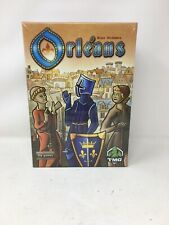 Orleans Strategy Role Playing Board Game