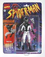 Marvel Legends Retro Carded SPIDER-MAN Negative Zone Target Exclusive!  VHTF!