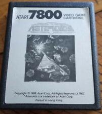 Asteroids (Atari 7800) Cartridge Only