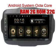 Fit For JEEP Renegade 2016 Car Radio Stereo Android 8.1 GPS Navigator Octa Core