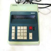 Vintage Eiko Unitrex Instant Desktop Calculator Japan