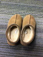 UGG Slippers Size 11 Youth Tasman 5252 EUC 10-1