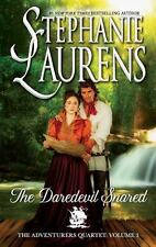 The Daredevil Snared (The Adventurers Quartet) Laurens, Stephanie Mass Market P