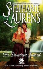THE DAREDEVIL SNARED - LAURENS, STEPHANIE - NEW PAPERBACK BOOK