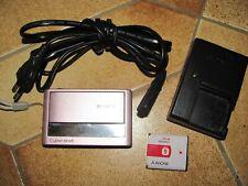 APN Sony Cyber Shot DSC-T20 /8,1 Mp / Rose