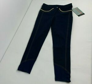 NWT! Schoelller Prestige Cristina Stretch Riding Breeches Womens 46 Pants ITALY!