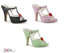 Stiletto Court Heels 50s Theme