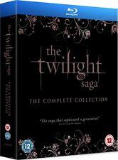 TWILIGHT SAGA COMPLETE COLLECTION 5 DISC BOXSET