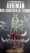 Warhammer 40K Horus Heresy Thousand Sons AHRIMAN ARCH-SORCERER of Tzeentch
