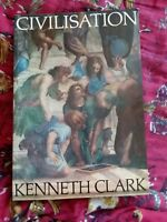 CIVILISATION by Kenneth CLARK, Civilization History of Arts, Oxford, 1977 10th