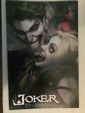 Joker 80th Anniversary ARTGERM Exclusive Variant NM DC Comics