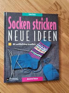 Buch Socken stricken