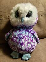 3cb3c2e6681 Adorable TY Beanie Boos OSCAR the OWL 9